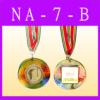 琉璃吊飾、獎章 NA-7-B
